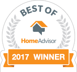 Home Advisor - Best of 2017 Winner Logo