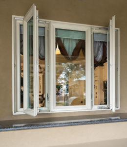 picture of a combination coronado window